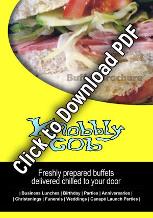 Buffet Menu Download PDF Gloucester